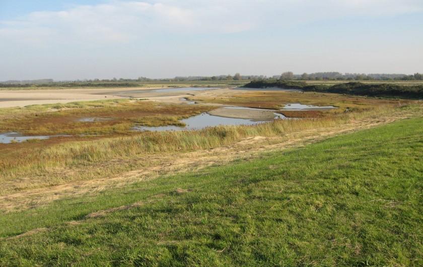 Location de vacances - Maison - Villa à Nieuwvliet - A 2 ,5 km de votre maison.