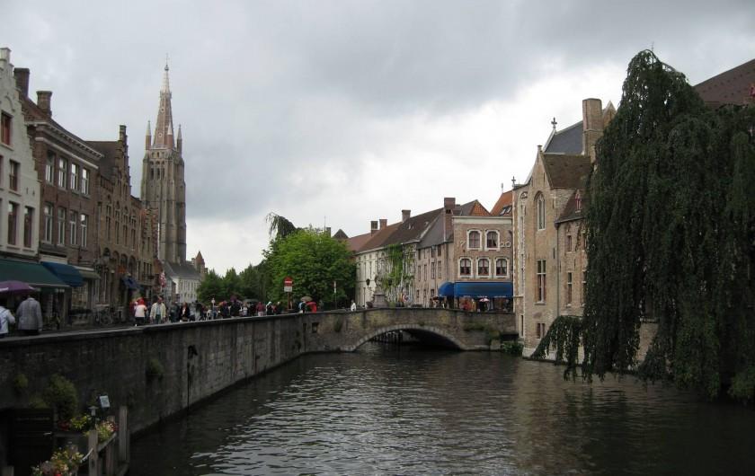 Location de vacances - Maison - Villa à Nieuwvliet - 20 minutes de Bruges