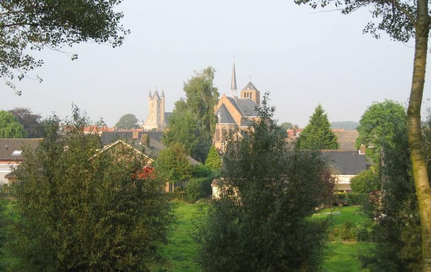 Location de vacances - Maison - Villa à Nieuwvliet - 10 minutes de Sluis