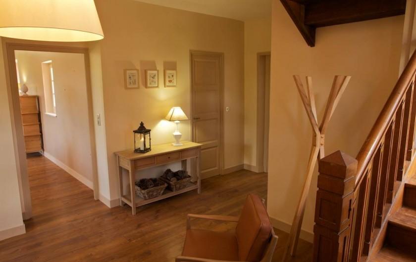 Location de vacances - Gîte à Chambord - Gîte Cerf - rez-de-chaussée
