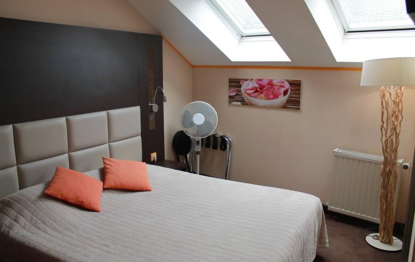 Location de vacances - Hôtel - Auberge à Honfleur - Chambre 33