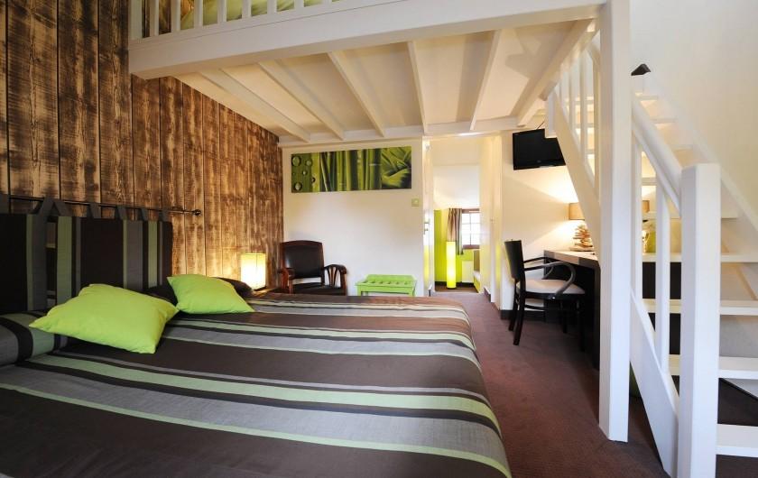 Location de vacances - Hôtel - Auberge à Honfleur - Chambre 35