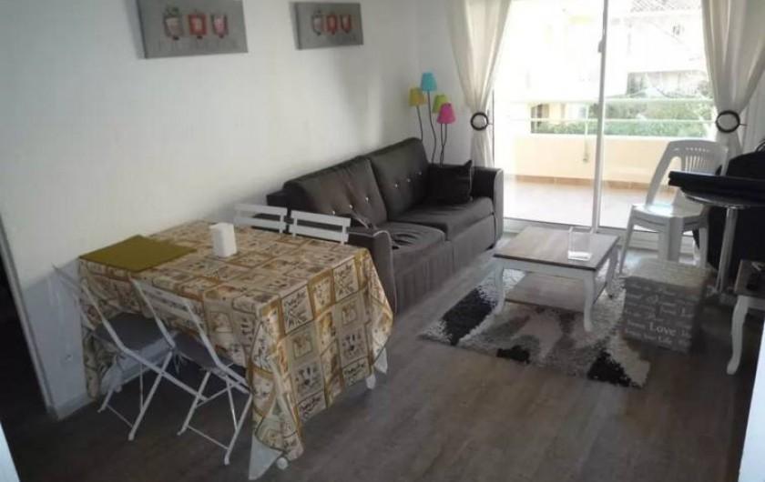 Location de vacances - Appartement à Fréjus