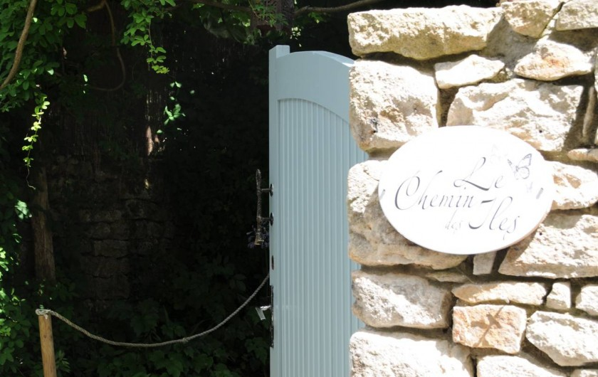 Location de vacances - Chambre d'hôtes à Île-aux-Moines