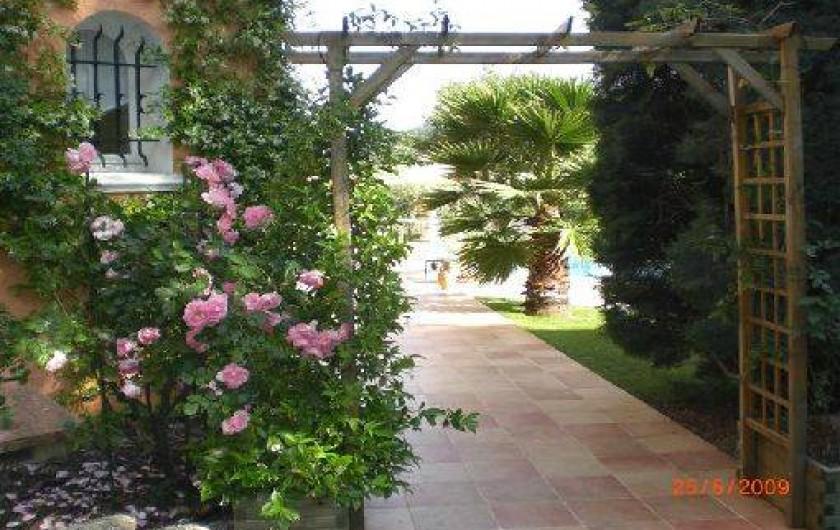 Location de vacances - Chambre d'hôtes à Grasse