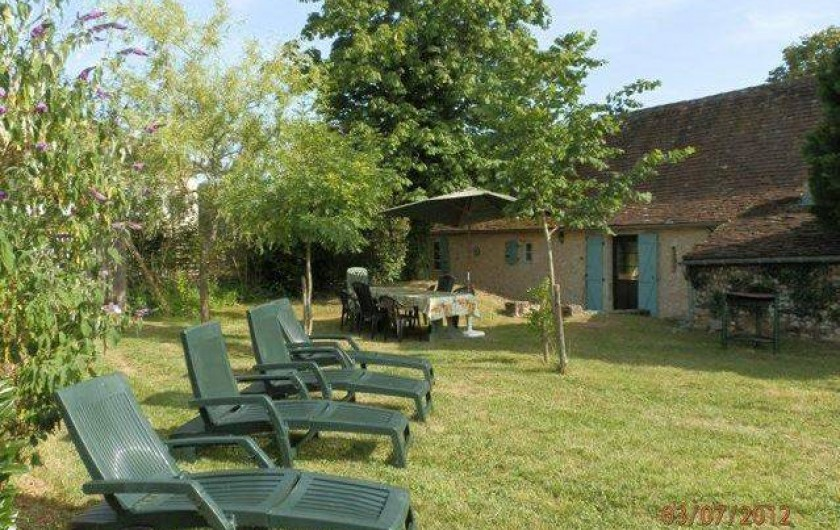 Location de vacances - Gîte à Fossemagne
