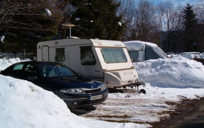 Location de vacances - Camping à La Bourboule