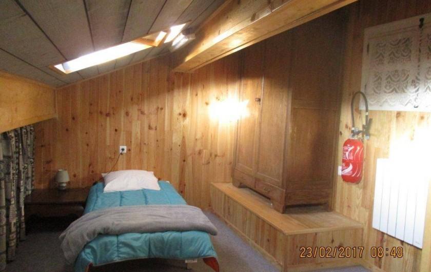 Location de vacances - Maison - Villa à Railleu - CHAMBRE3