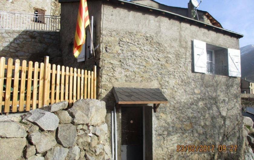 Location de vacances - Maison - Villa à Railleu - MAISON ENTREE