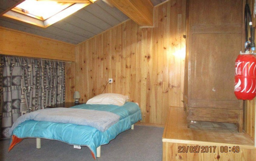 Location de vacances - Maison - Villa à Railleu - CHAMBRE 3