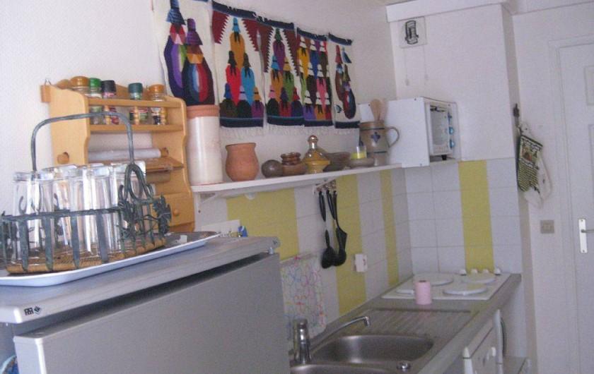 Location de vacances - Appartement à Fréjus Plage