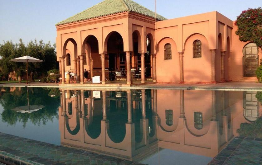 Location de vacances - Villa à Marrakech