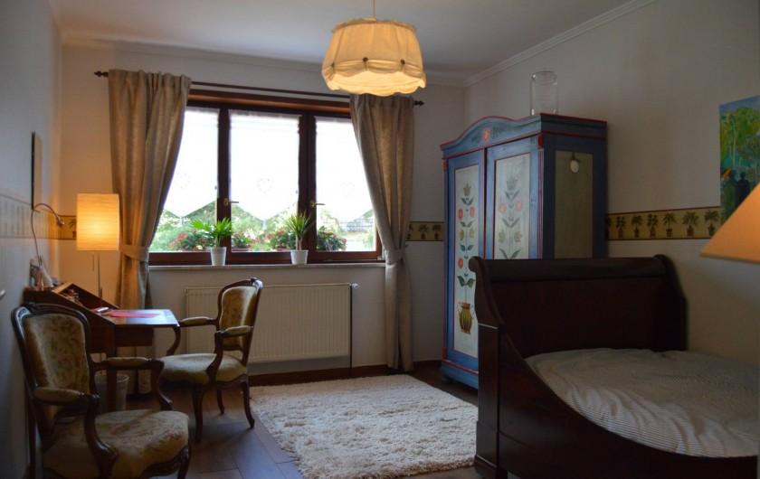 Location de vacances - Chambre d'hôtes à Marlenheim - La deuxième chambre