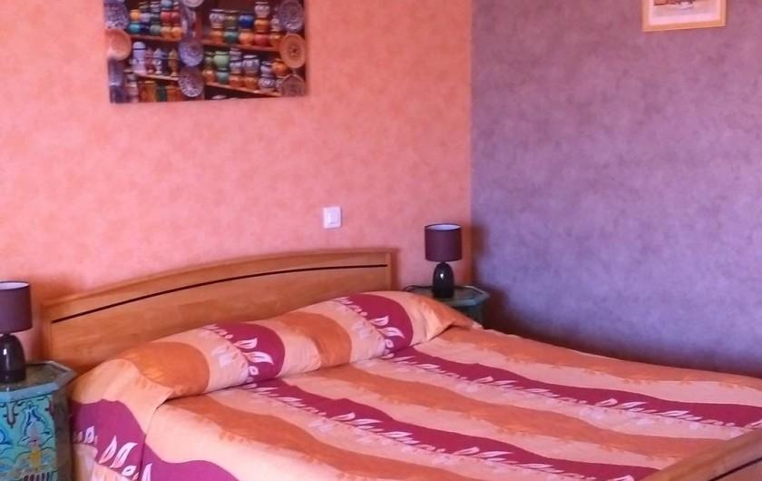 Location de vacances - Chambre d'hôtes à Poudenx - Chambre 4