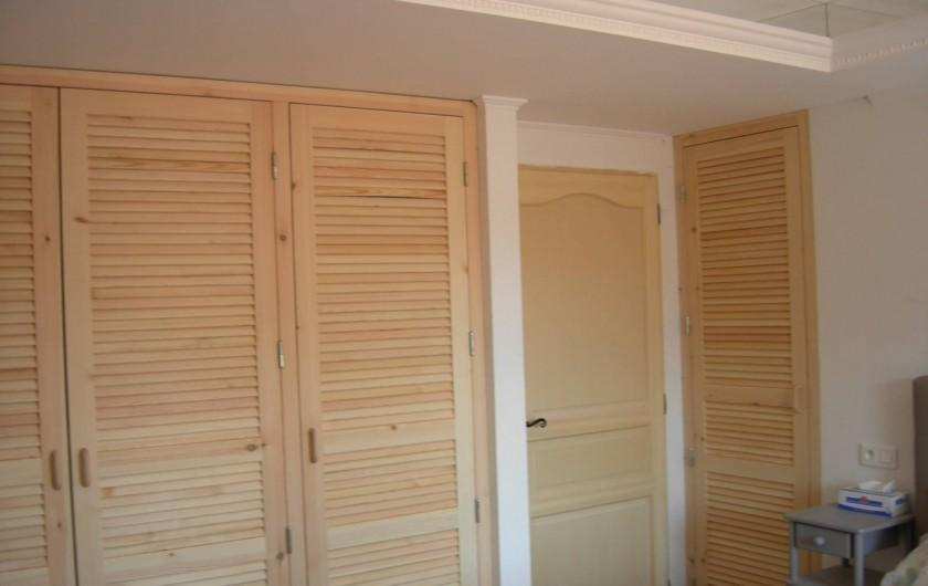 Location de vacances - Chambre d'hôtes à Poudenx - Détail chambre