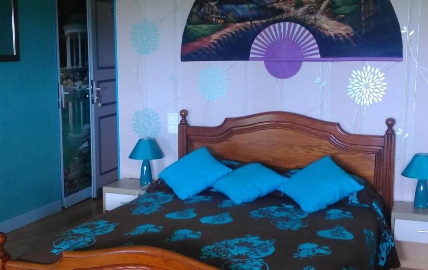 Location de vacances - Chambre d'hôtes à Poudenx - Chambre 3