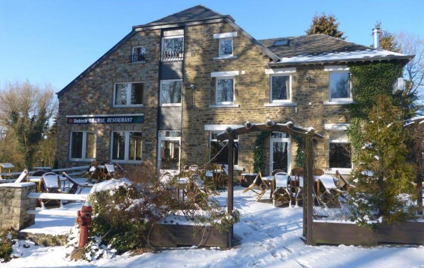 Location de vacances - Hôtel - Auberge à Nadrin
