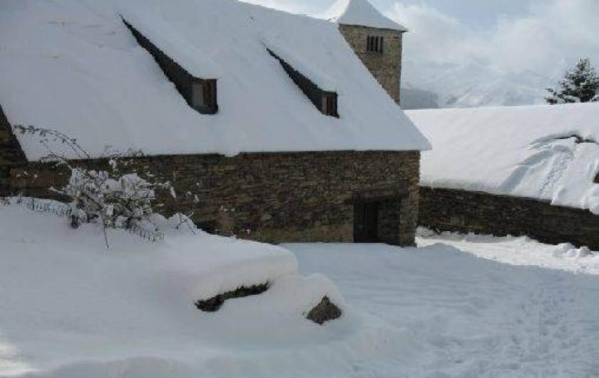 Location de vacances - Chalet à Mont