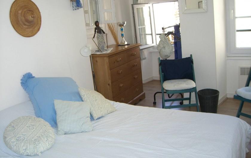 Location de vacances - Appartement à Granville - La  Chambre