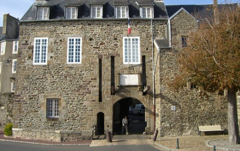 Location de vacances - Appartement à Granville - Le Pont Levis