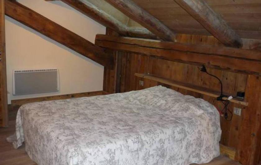 Location de vacances - Appartement à Chamonix-Mont-Blanc - chambre 1 ER etage