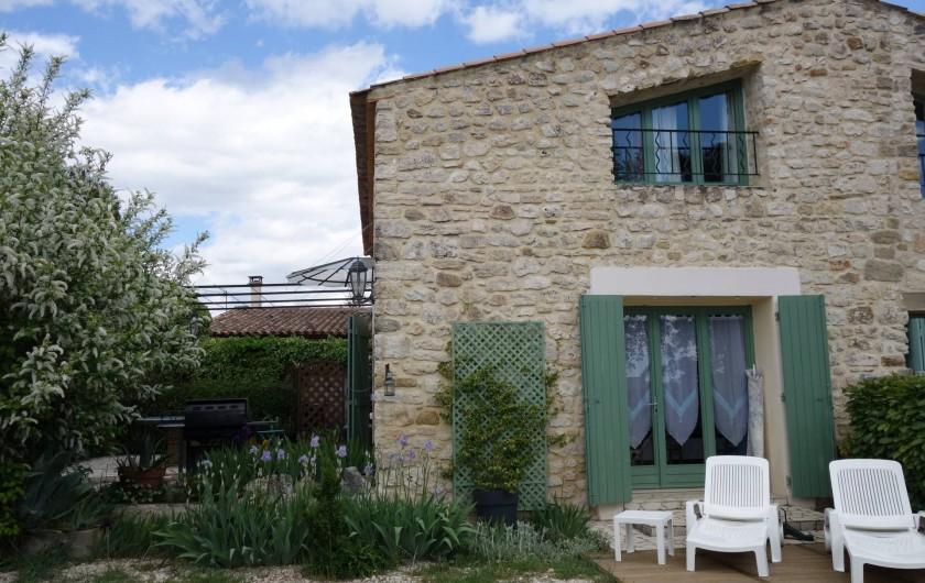 Location de vacances - Gîte à Garrigues-Sainte-Eulalie