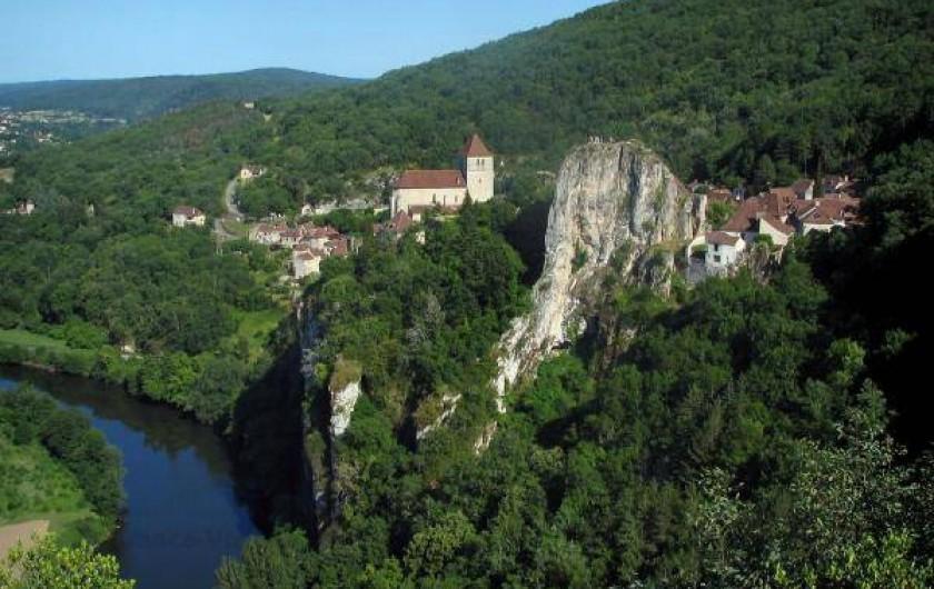 Location de vacances - Maison - Villa à Causse-et-Diège - Saint Cirq Lapopie