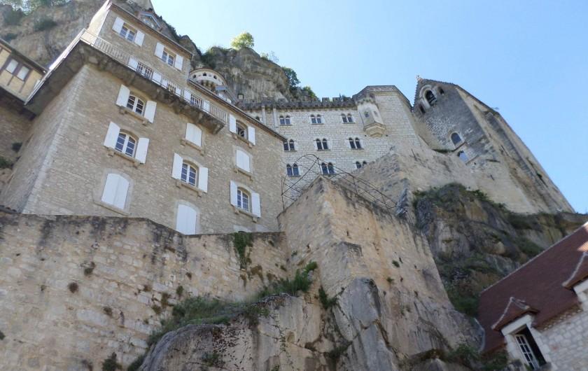 Location de vacances - Maison - Villa à Causse-et-Diège - Rocamadour dans les rochers