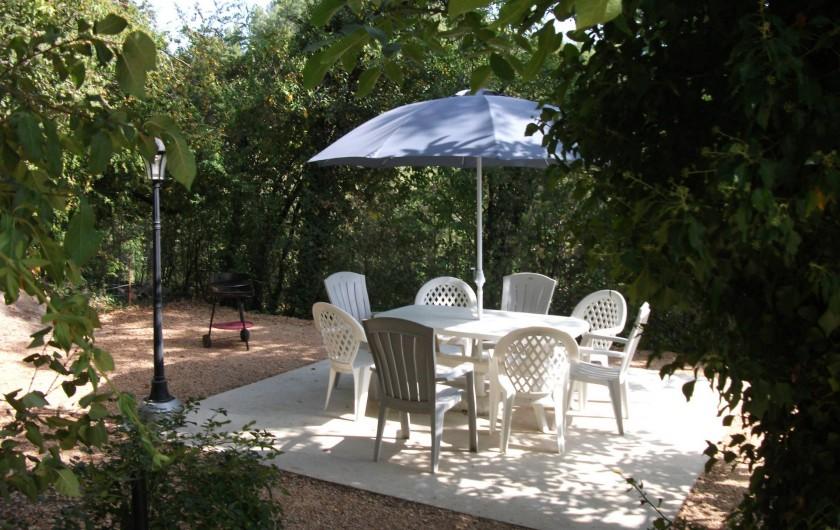 Location de vacances - Gîte à Propiac