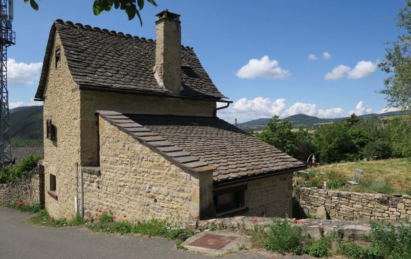 Location de vacances - Gîte à Marvejols - jardin