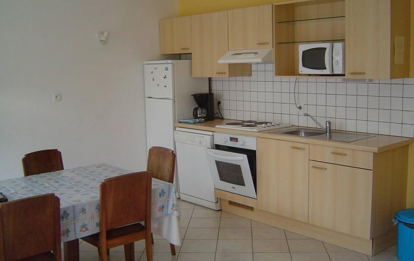 Location de vacances - Appartement à La Grave