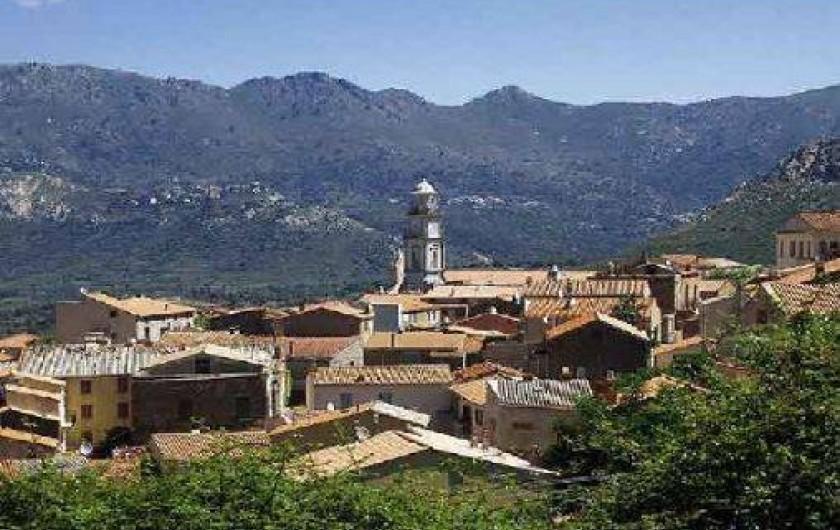 Location de vacances - Appartement à Calenzana