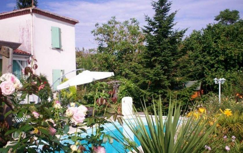 Location de vacances - Chambre d'hôtes à Virazeil