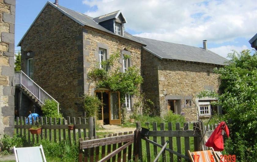 Location de vacances - Gîte à Saint-Rémy-de-Blot