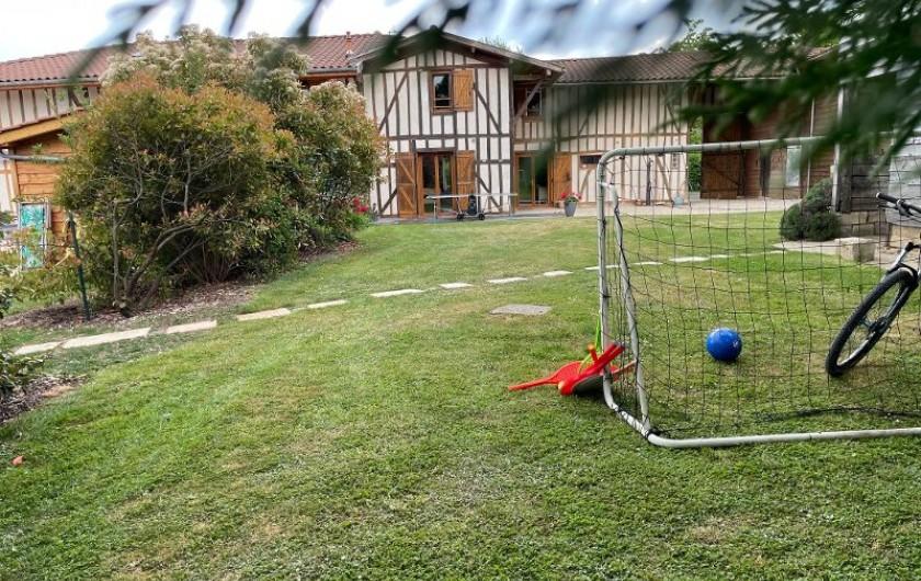 Location de vacances - Villa à Écollemont - 15 vélos à disposition sans supplément