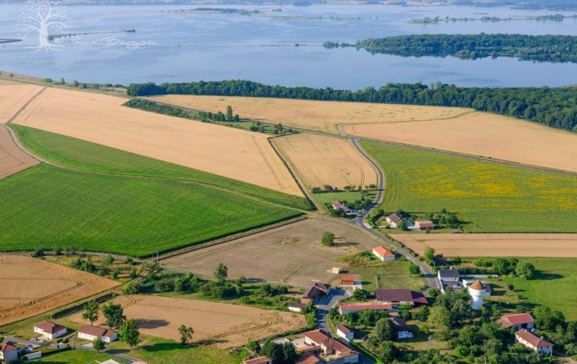 Location de vacances - Villa à Écollemont - Village d'Ecollemont, à quelques coups de pédales du Lac du Der