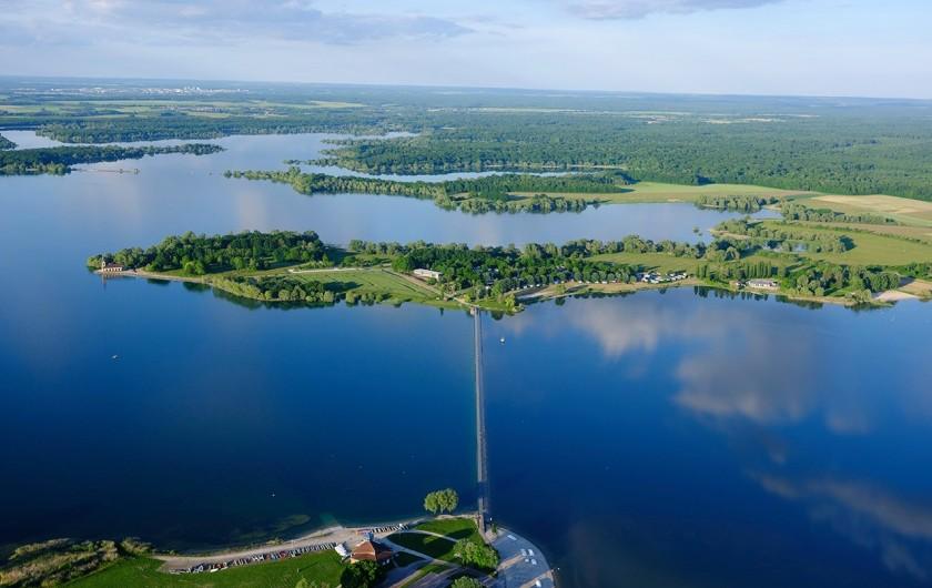 Location de vacances - Villa à Écollemont - 6 vélos à disposition, gratuitement.
