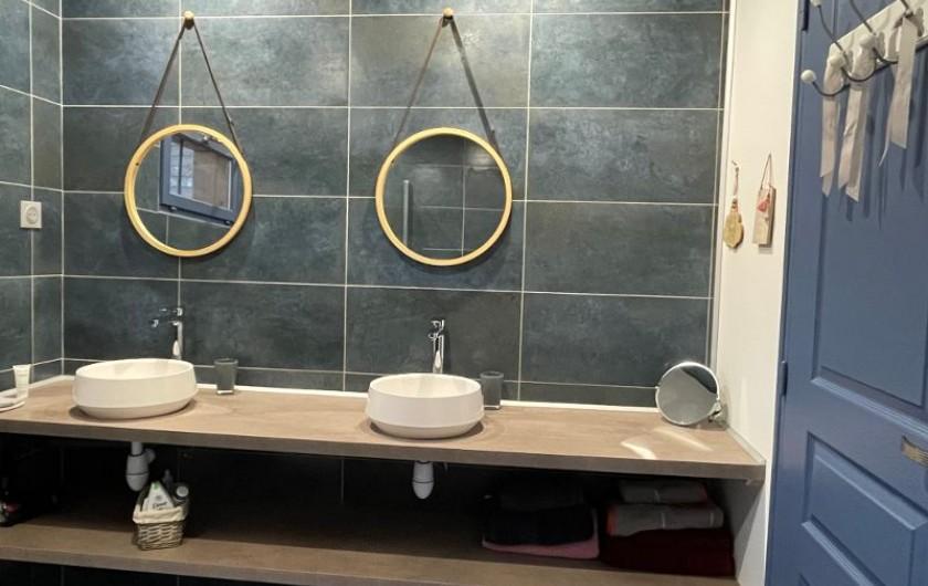 Location de vacances - Villa à Écollemont - Idéal  pour se retrouver autour d'un bon repas