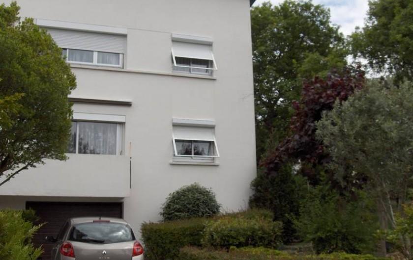 Location de vacances - Appartement à Arcachon - aspect général