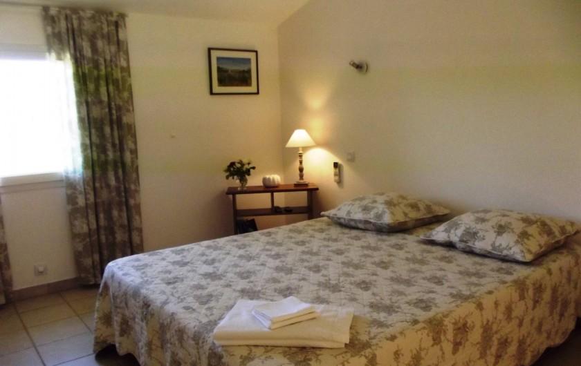 Location de vacances - Appartement à Aiguèze