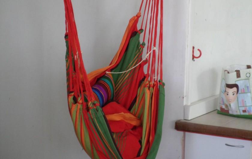 Location de vacances - Appartement à Port-Louis - Hamac Solo