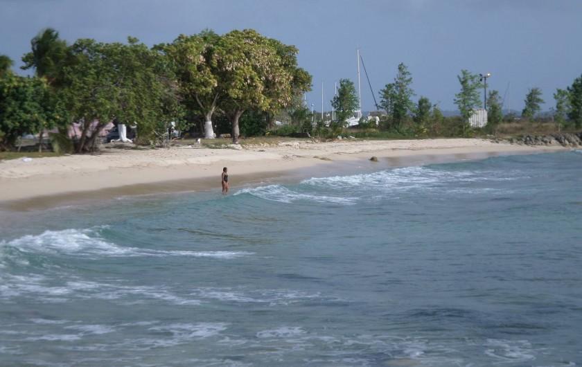 Location de vacances - Appartement à Port-Louis - Plage de Rambouillet Port-Louis