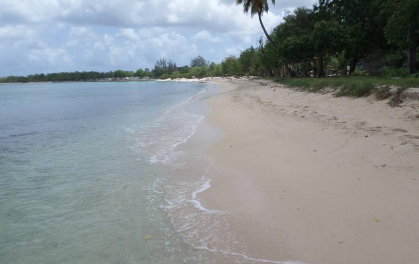 Location de vacances - Appartement à Port-Louis - Plage du Souffleur