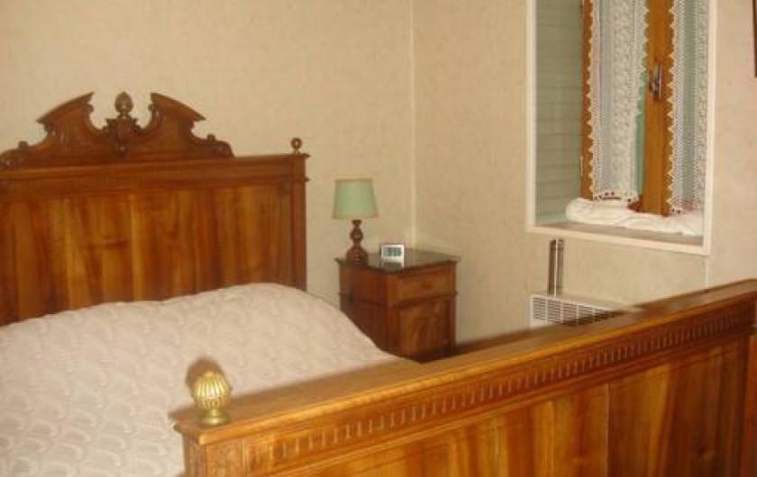 Location de vacances - Maison - Villa à Lège-Cap-Ferret - Chambre 1