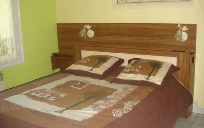 Location de vacances - Maison - Villa à Lège-Cap-Ferret - Chambre 2