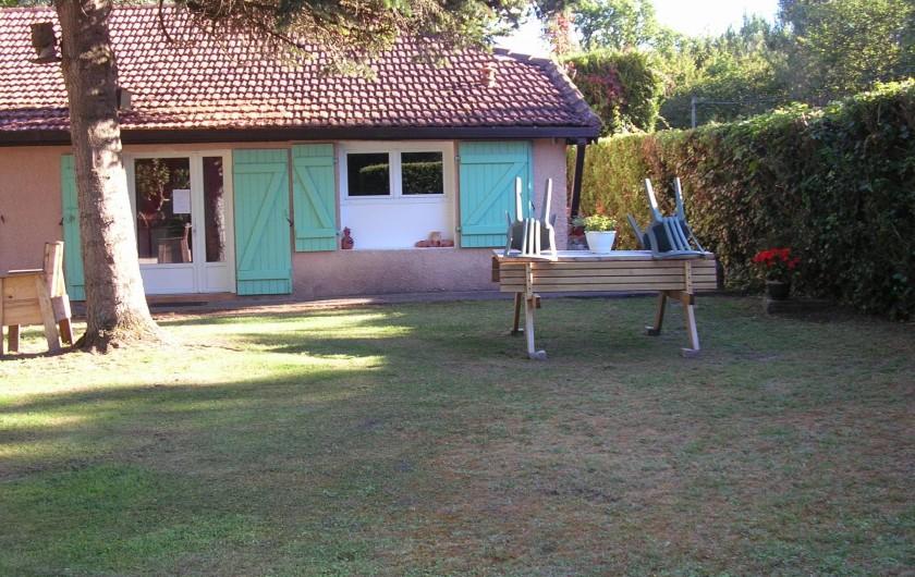 Location de vacances - Maison - Villa à Lège-Cap-Ferret - Entrée logement N1