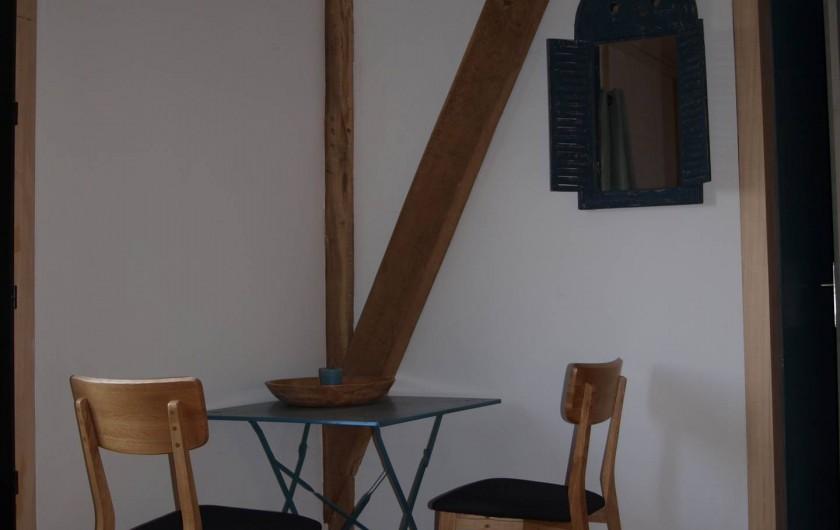 Location de vacances - Gîte à Meilhan-sur-Garonne - Petit salon suite mezzanine
