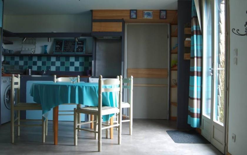 Location de vacances - Gîte à Meilhan-sur-Garonne - Coin cuisine