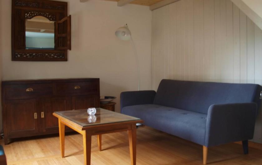 Location de vacances - Gîte à Meilhan-sur-Garonne - Coin salon