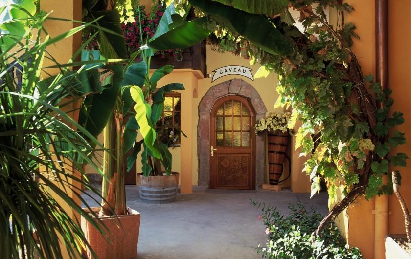 """Location de vacances - Gîte à Orschwiller - """"Marie Jeanne""""  salle de Douche"""